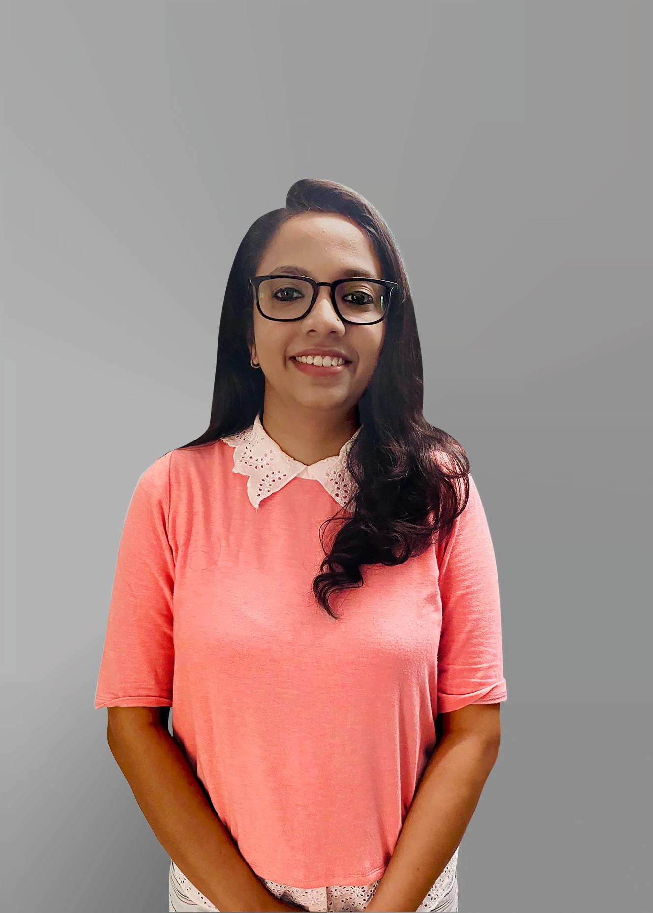 Terrific Minds - Tinu Ann Joseph - HR