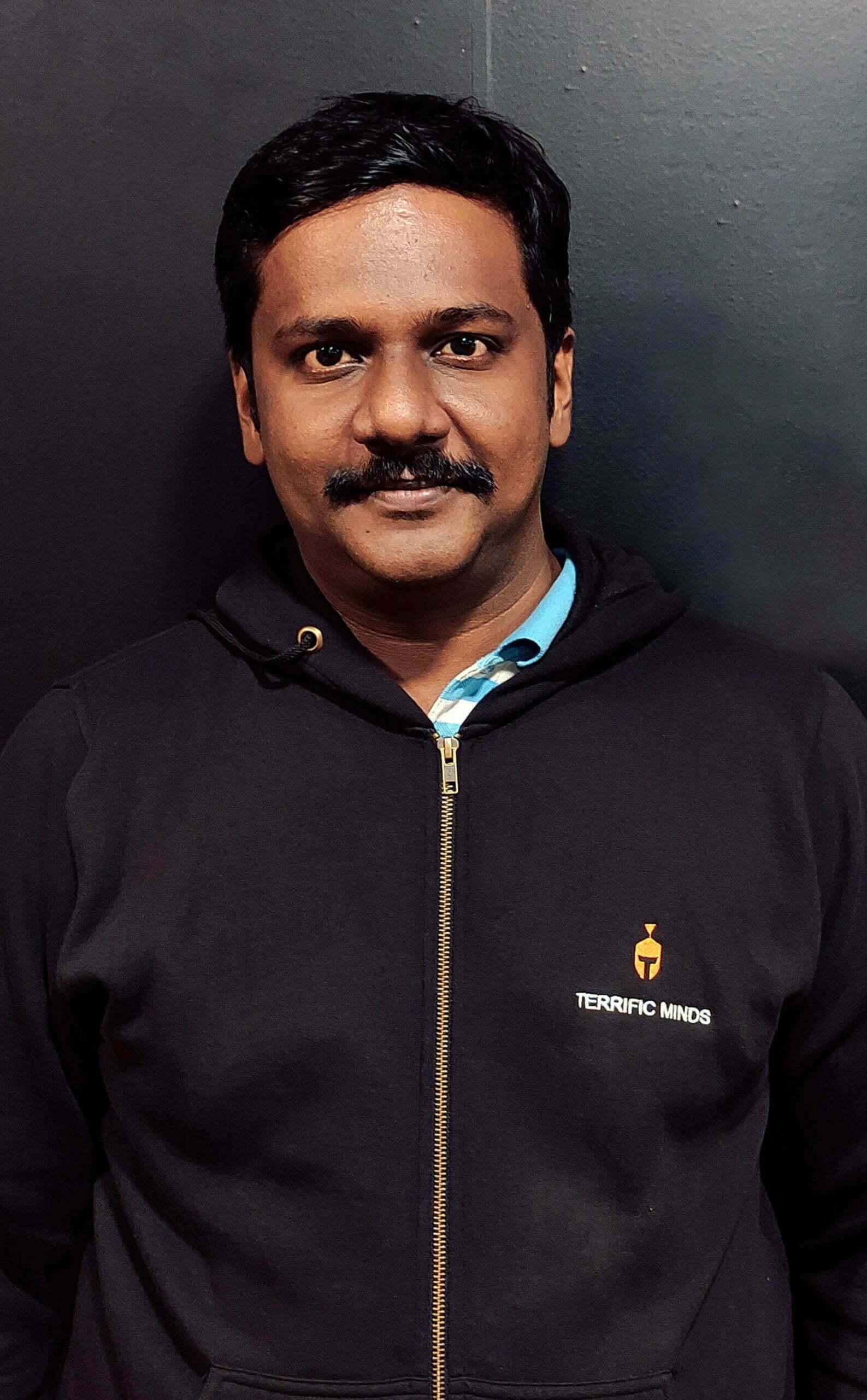 Hari Gangadharan Terrific Minds CTO